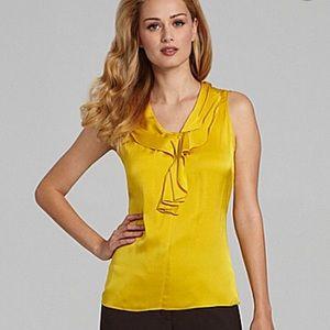 Antonio Melani Salome Silk Georgette blouse size S